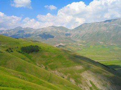 Parco Naturale Monti Sibillini Castelluccio