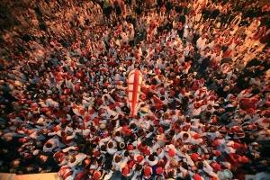 """Manifestazione storica """"Bov' fint"""""""
