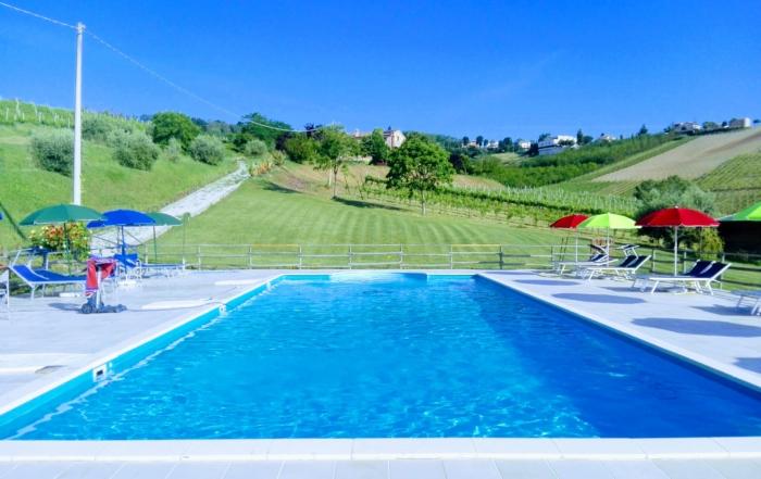 Apertura stagionale della piscina