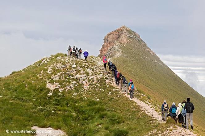 Escursione Monte Sibilla e Cima Vallelunga