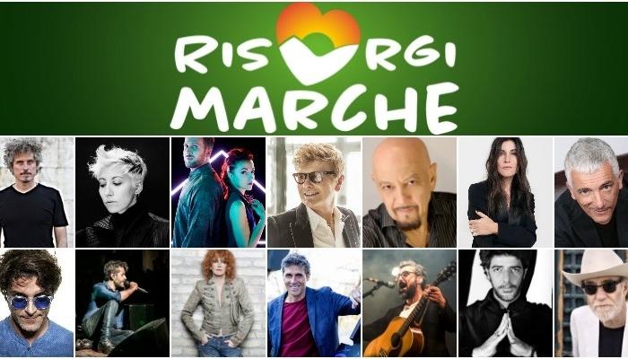 Visita a Campolungo con concerto di Enrico Ruggeri per RisorgiMarche!