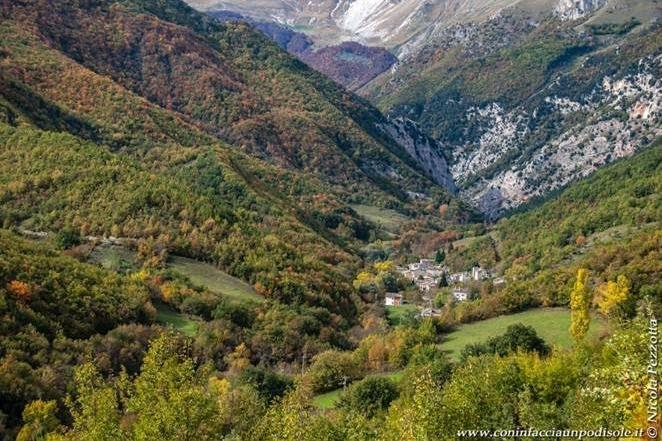 Montemonaco: escursione e 40° Sagra della Castagna