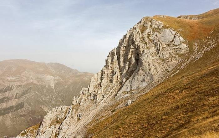 Passeggiata escursione a Monte Bove 8 ottobre 2017